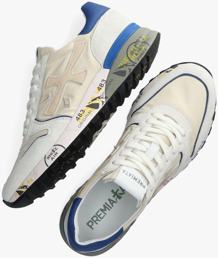 Beige PREMIATA Lage sneakers MICK  - larger