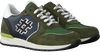 Groene HIP Lage sneakers H1290  - small