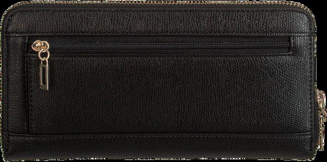 Zwarte GUESS Portemonnee OPEN ROAD SLG   - large