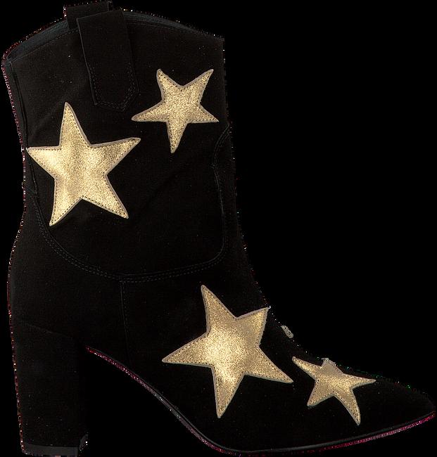 Zwarte FABIENNE CHAPOT Enkellaarsjes HUGO BOOT STAR  - large
