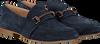 Blauwe FRED DE LA BRETONIERE Loafers 120010016  - small