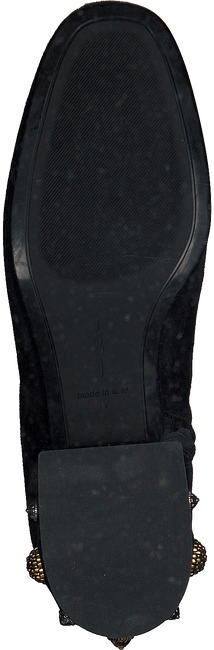 Zwarte 181 Enkellaarsjes TRES - large