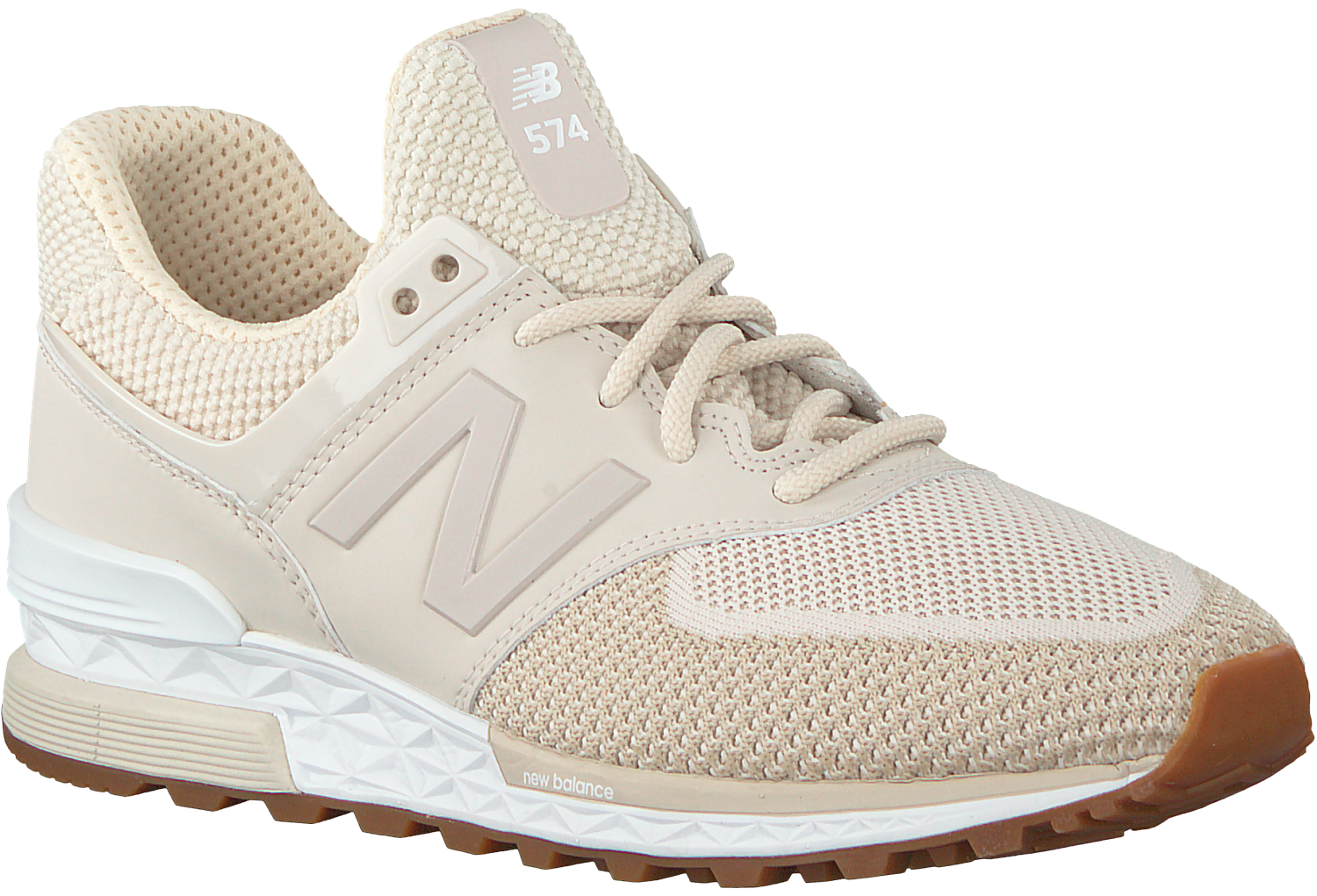 0d70f89b7eb Beige NEW BALANCE Sneakers WS574 WMN. NEW BALANCE. -30%. Previous