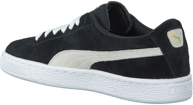 Zwarte PUMA Sneakers SUEDE JR - large