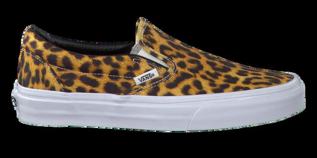 Gele VANS Slip on sneakers CLASSIC SLIP ON WMN Omoda