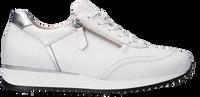 Witte GABOR Lage sneakers 035  - medium
