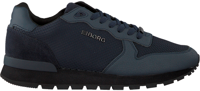Blauwe BJORN BORG Sneakers R605 LOW KPU M  - large