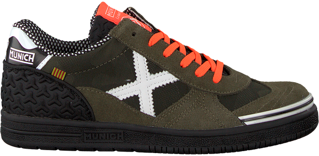 Groene MUNICH Sneaker 1510913 - large