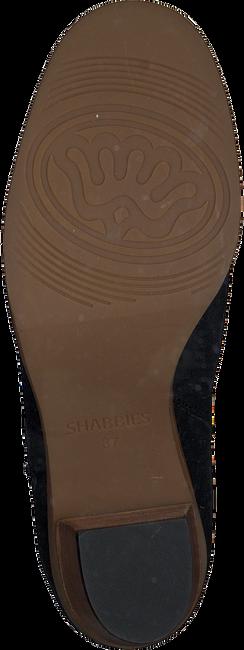 Zwarte SHABBIES Enkellaarsjes 182020233 SHS0742  - large