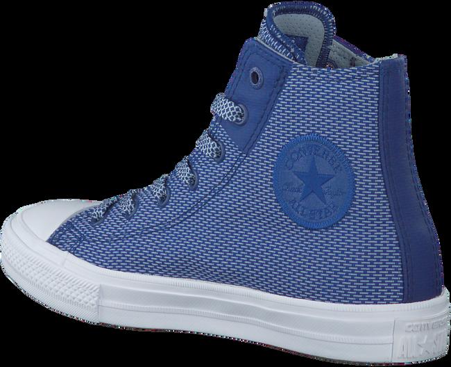 Blauwe CONVERSE Sneakers CTAS II HI  - large