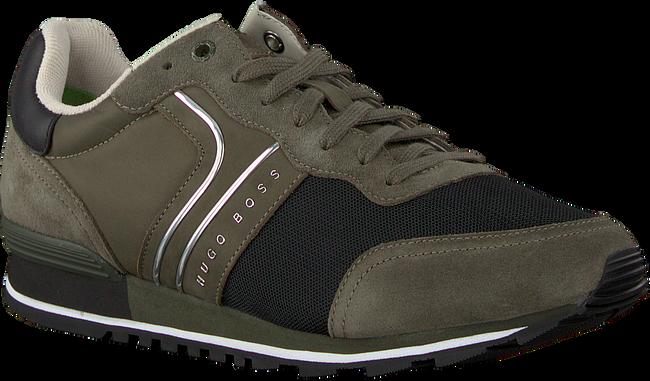 Groene BOSS Sneakers PARKOUR RUNN NYMX - large