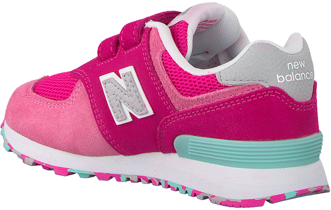 Roze NEW BALANCE Sneakers YV574 M  - large