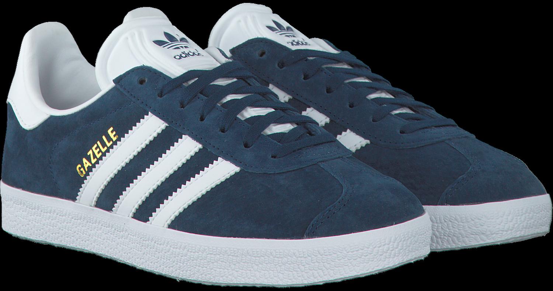 Blauwe ADIDAS Sneakers GAZELLE DAMES - Omoda.nl