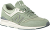 Groene NEW BALANCE Sneakers WL697  - small