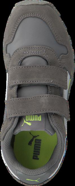Grijze PUMA Sneakers ST RUNNER V KIDS Omoda