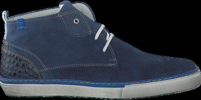 Blauwe FLORIS VAN BOMMEL Sneakers 10832  - large