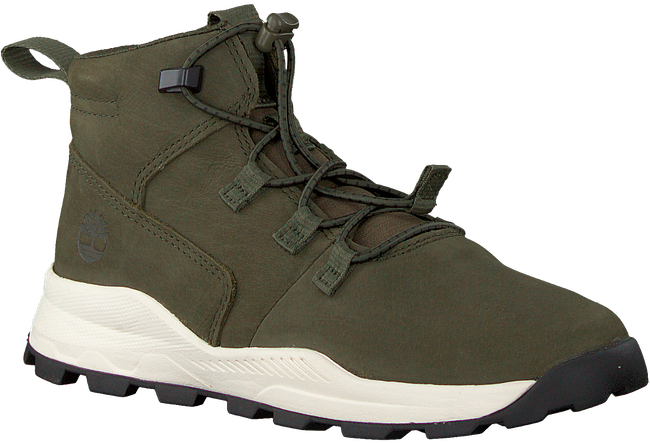 Groene TIMBERLAND Sneakers BROOKLYN MODERN ALPINE CHUKKA  - large
