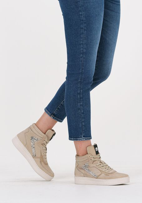Beige MARUTI Hoge sneaker MONA  - large