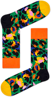 Multi HAPPY SOCKS Sokken LEOPARD  - medium