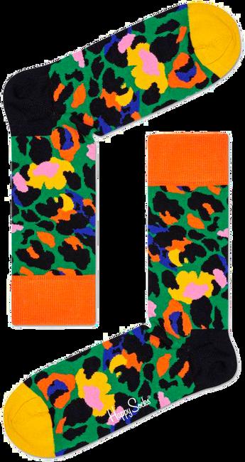 Multi HAPPY SOCKS Sokken LEOPARD  - large