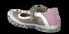 Beige KANJERS Ballerina's 9901  - small