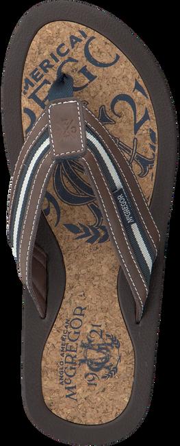 Bruine MCGREGOR Slippers LONGBEACH  - large
