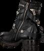 Zwarte A.S.98 Biker boots 261224  203 6002 SOLE NOVA17 - small