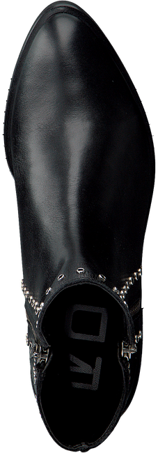 Zwarte ROBERTO D'ANGELO Enkellaarsjes ORL-015 - large
