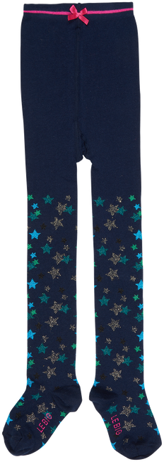 Zwarte LE BIG Sokken LAILA TIGHT - large