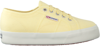 Gele SUPERGA Sneakers 2730 COTU  - medium