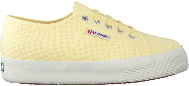 Gele SUPERGA Sneakers 2730 COTU  - large