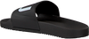 Zwarte HUGO Slippers TIMEOUT SLIP RBLG  - small