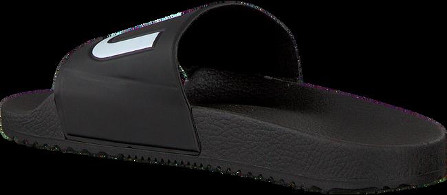 Zwarte HUGO Slippers TIMEOUT SLIP RBLG  - large