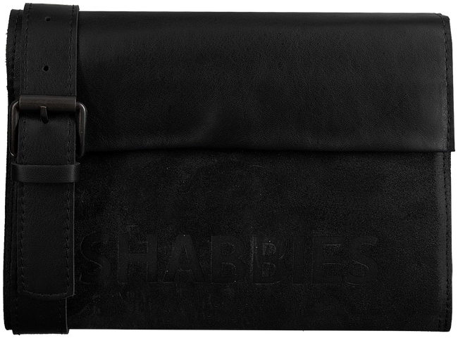 Zwarte SHABBIES Schoudertas 261020043 - large