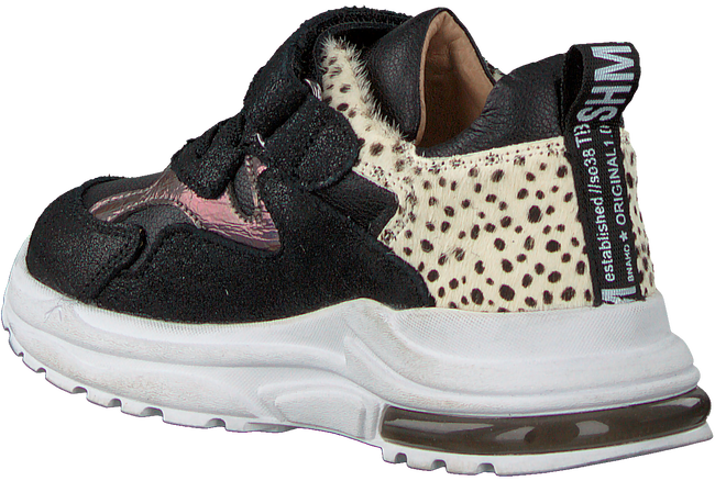 Zwarte SHOESME Lage sneakers NR20W003  - large