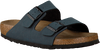 Blauwe BIRKENSTOCK PAPILLIO Slippers ARIZONA HEREN  - small