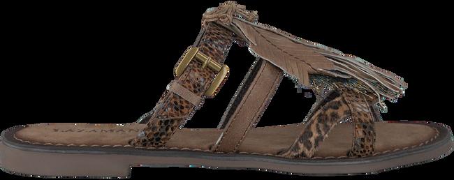 Bruine LAZAMANI Slippers 75.329  - large