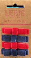 Blauwe LE BIG Haarband PHILICIA HAIRCLIPS  - medium