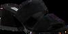 Zwarte STEVE MADDEN Muiltjes KELINE  - small