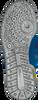 Blauwe MUNICH Lage sneakers G3 VELCRO  - small