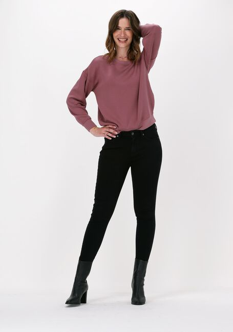 Roze MSCH COPENHAGEN Sweater IMA DS SWEATSHIRT - large
