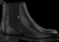 Zwarte TOMMY HILFIGER Chelsea boots ESSENTIAL DRESSED  - medium