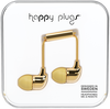 Gouden HAPPY PLUGS Overig IN-EAR - small
