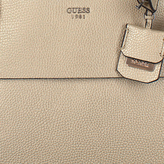 Gouden GUESS Handtas HWME62 16060 - large