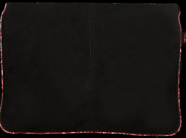 Zwarte UNISA Clutch ZKAY  - large