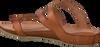 Cognac FRED DE LA BRETONIERE Slippers 170010031  - small