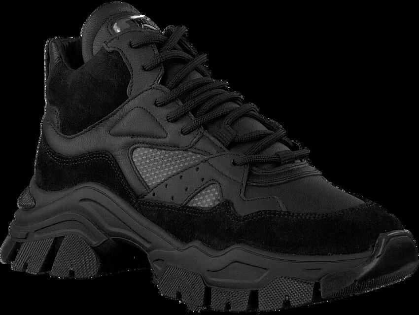 Zwarte BRONX Hoge sneaker TAYKE-OVER 47309  - larger