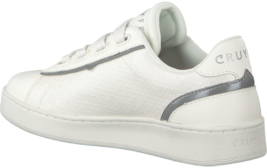Witte CRUYFF CLASSICS Sneakers CHALLENGE - larger