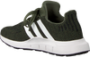 Groene ADIDAS Sneakers SWIFT RUN C - small