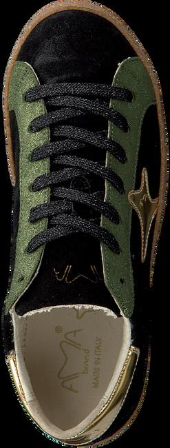 Zwarte AMA BRAND DELUXE Sneakers AMA-B/DELUXE DAMES  - large
